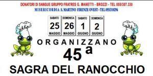 Sagra del Ranocchio - 45° edizione