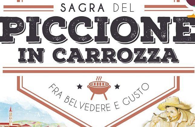 Sagra del Piccione in Carrozza - 38° edizione