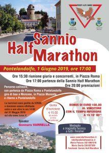 Sannio Half Marathon 2019