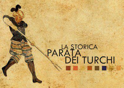 Storica Parata dei Turchi e Processione di San Gerardo