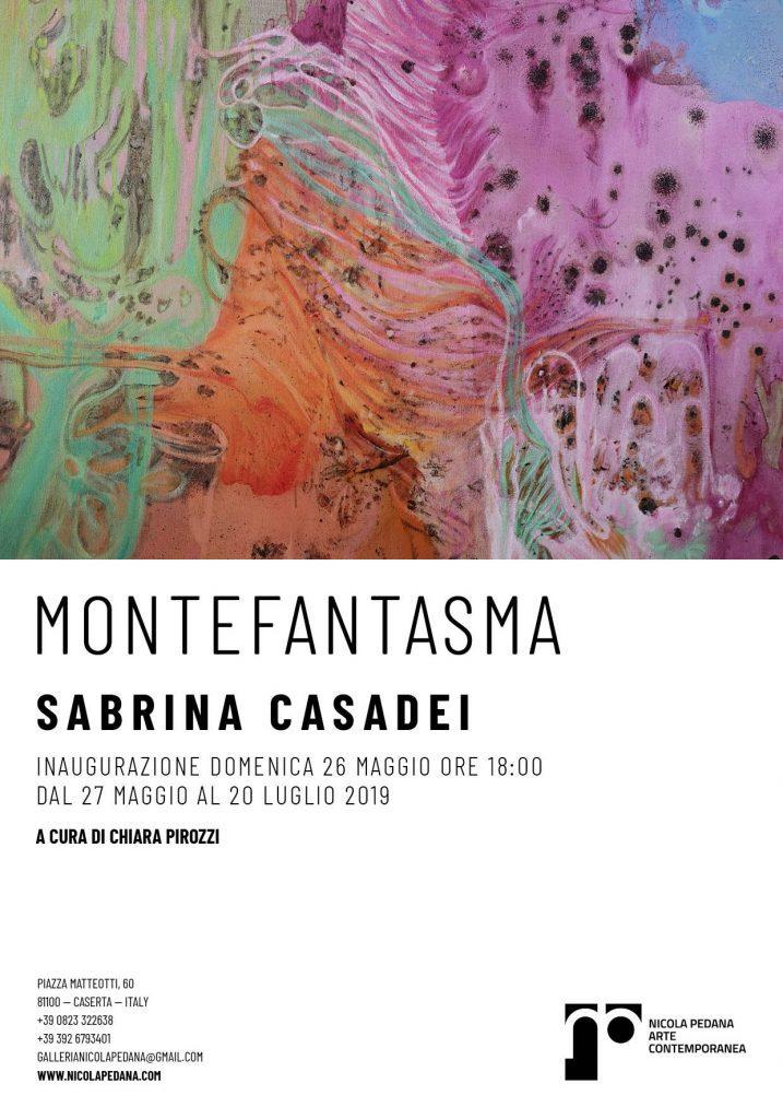 Montefantasma - personale di Sabrina Casadei