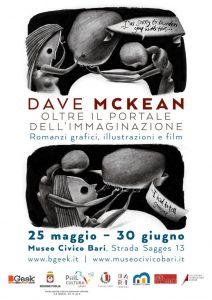 Dave McKean - Oltre il Portale dell'Immaginazione