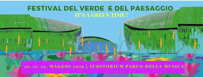 Festival del Verde e del Paesaggio - 9° edizione
