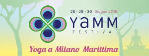 YAMM Festival - Yoga a Milano Marittima