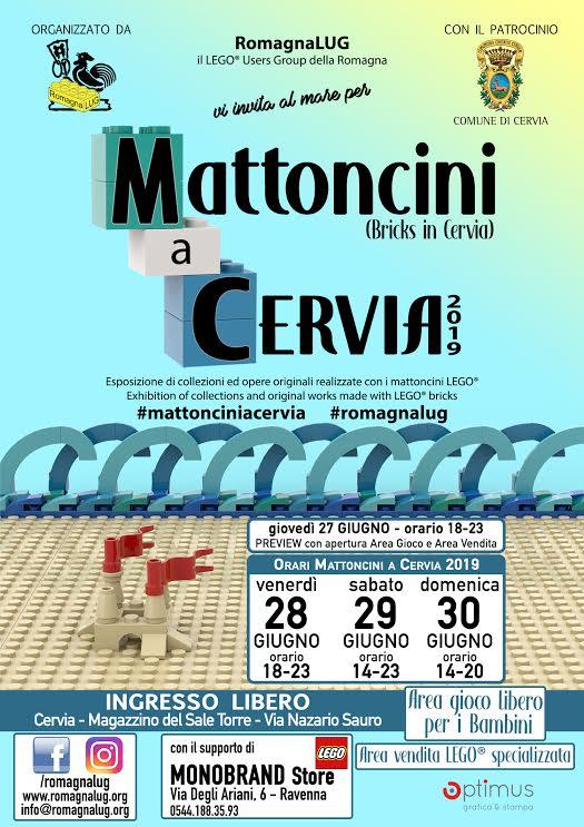 Mattoncini a Cervia - 4° edizione