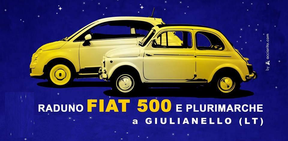 Raduno Cinquecento e Plurimarche - 10° edizione