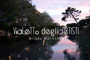 Vialetto degli Artisti - Milano Marittima