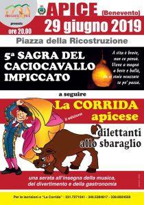 Sagra del Caciocavallo Impiccato - 5° edizione