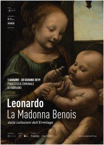 LEONARDO. La Madonna Benois