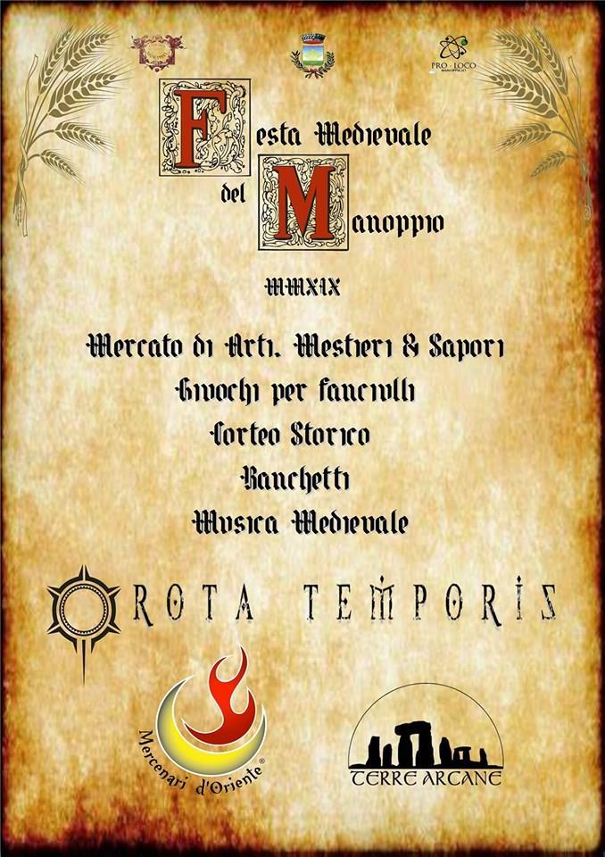 Festa Medievale del Manoppio - 4° edizione