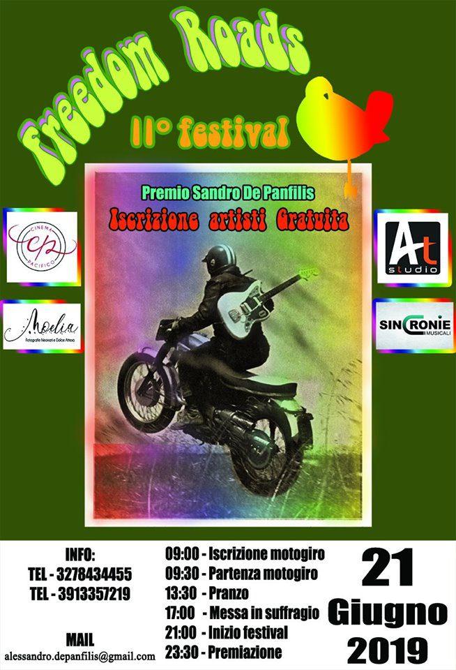 Freedom Roads Festival - 2° edizione