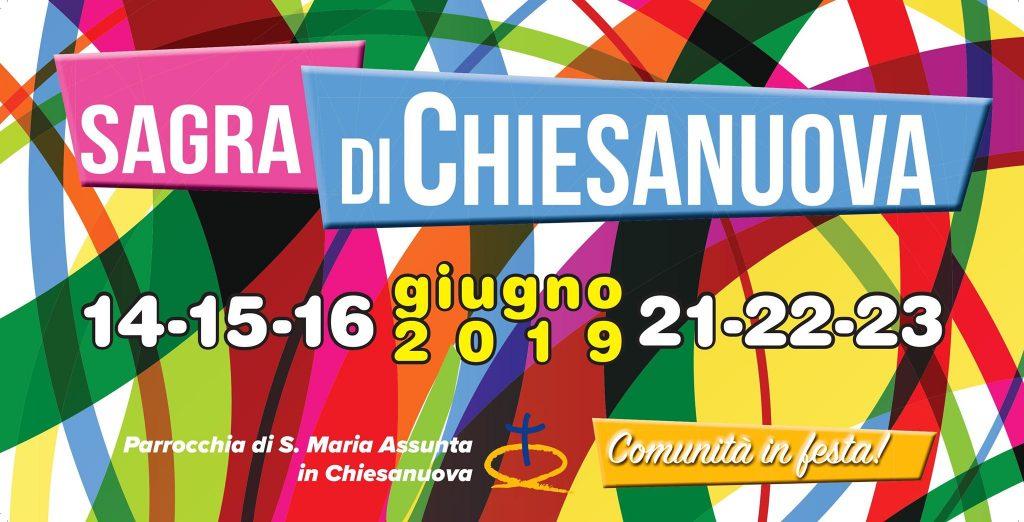Sagra di Chiesanuova 2019