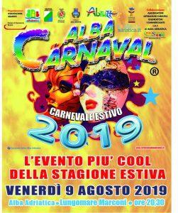 Alba Carnaval - Carnevale Estivo 2019