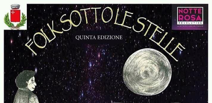 FOLK SOTTO LE STELLE - 5° edizione