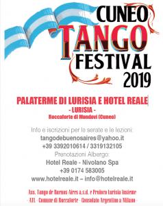 Cuneo Tango Festival - 7° edizione