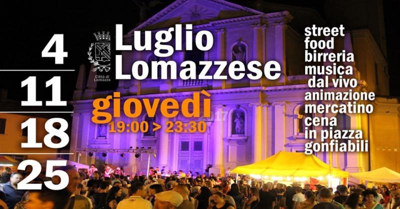 Luglio Lomazzese 2019