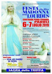 Festa della Madonna di Lourdes
