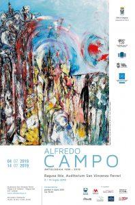 Antologica 1959-2019. Personale di Alfredo Campo