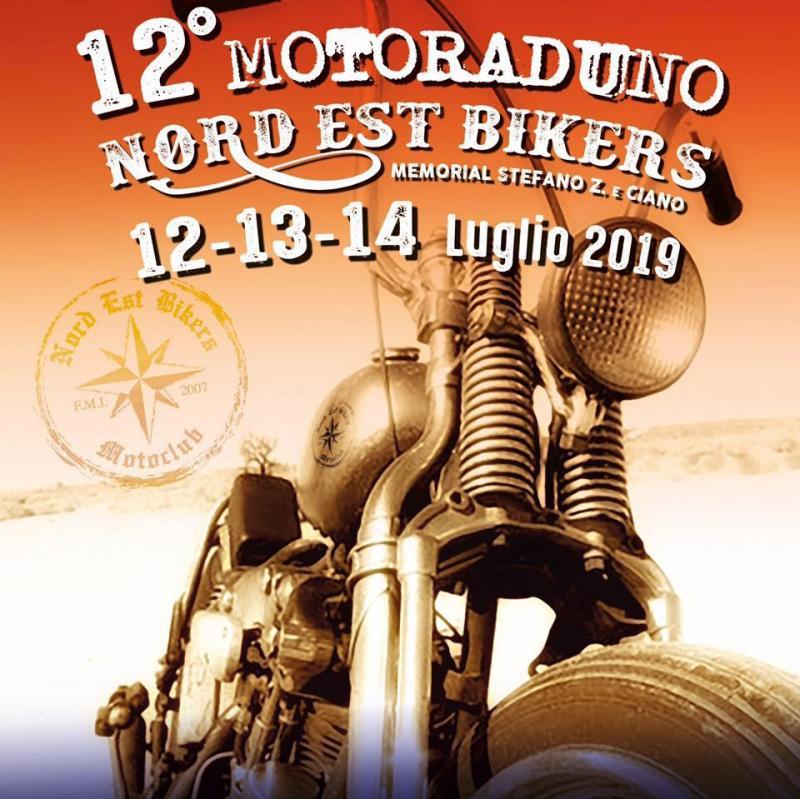 Motoraduno Nord Est Bikers - 12° edizione