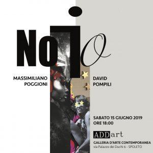 NO-IO Massimiliano Poggioni - David Pompili