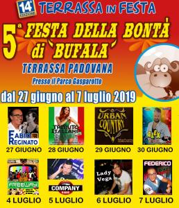 Festa della Bontà di Bufala - 5° edizione