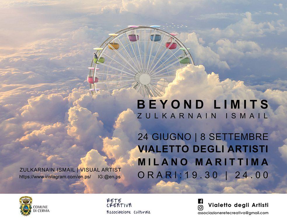 Beyond Limits - personale di Zulkarnian Ismail