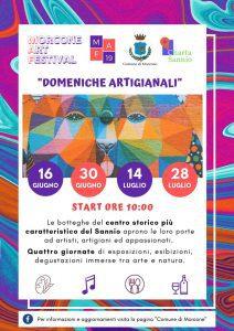 Art Festival - Domeniche Artigianali