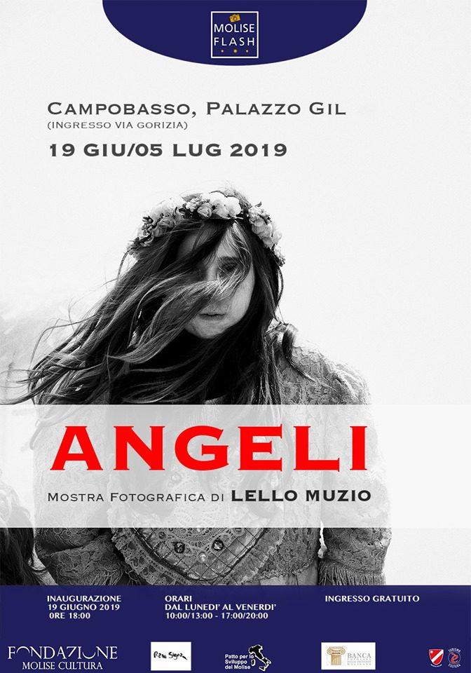 ANGELI. Mostra Fotografica di Lello Muzio
