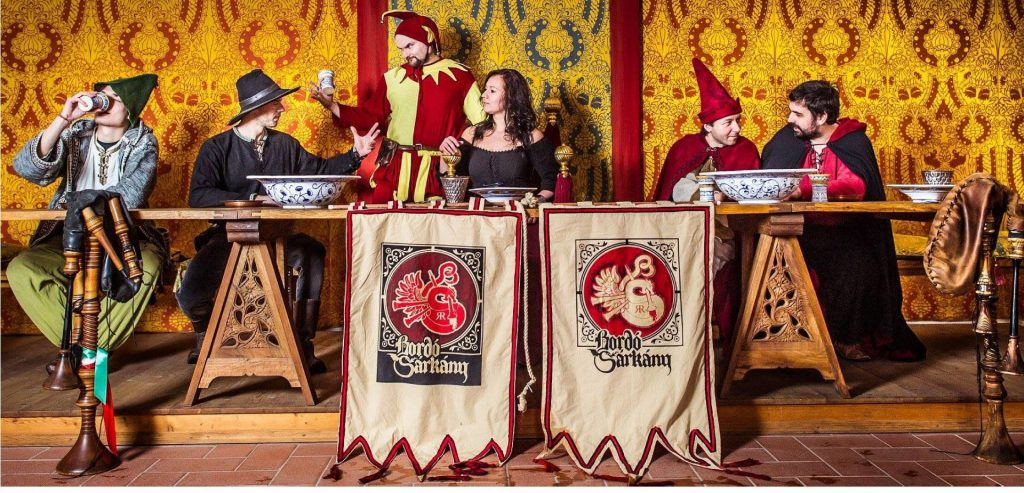 Banchetto Medievale al Castello