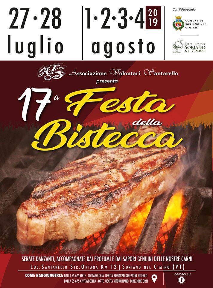 Festa della Bistecca - 17° edizione