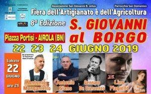 Fiera di San Giovanni al Borgo - 8° edizione