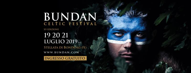 Bundan Celtic Festival - 15° edizione