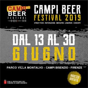 Campi Beer Festival 2019