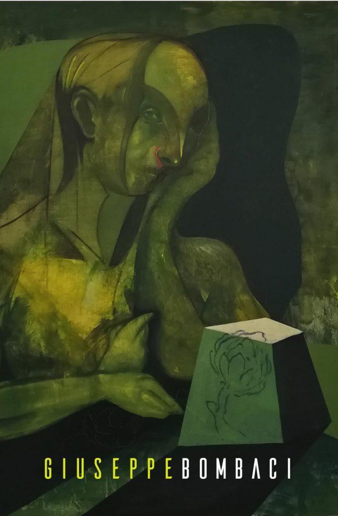 Cynara - personale di Giuseppe Bombaci