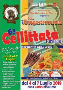 Cellittata Larianese - 6° edizione