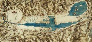 Leonardo in Valdichiana. Il Disegno del Territorio