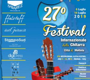 Festival Internazionale della Chitarra - 27° edizione