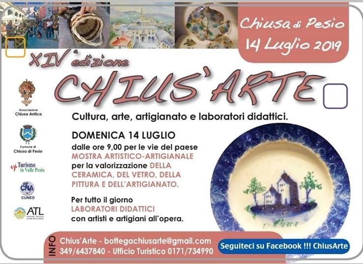 CHIUS'ARTE - 14° edizione