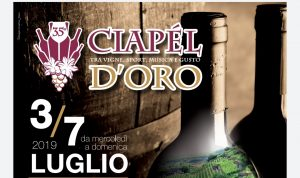 Ciapél d'Oro - 35° edizione