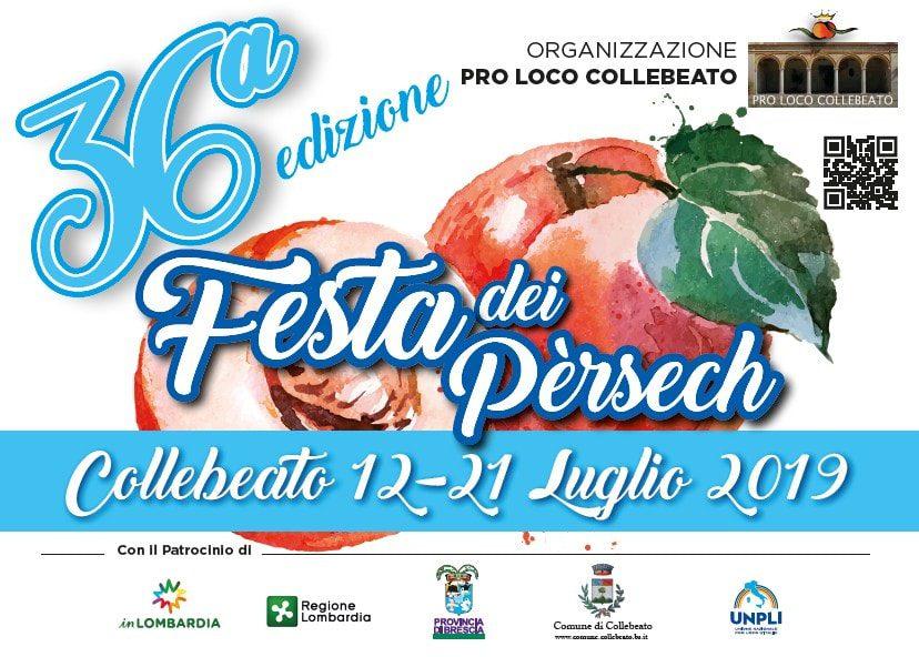Festa dei Pèrsech - 36° edizione