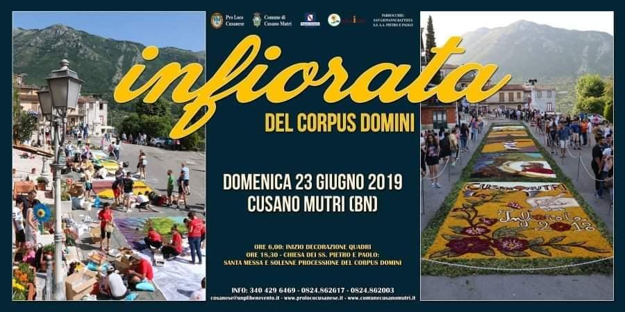 Infiorata del Corpus Domini - 25° edizione