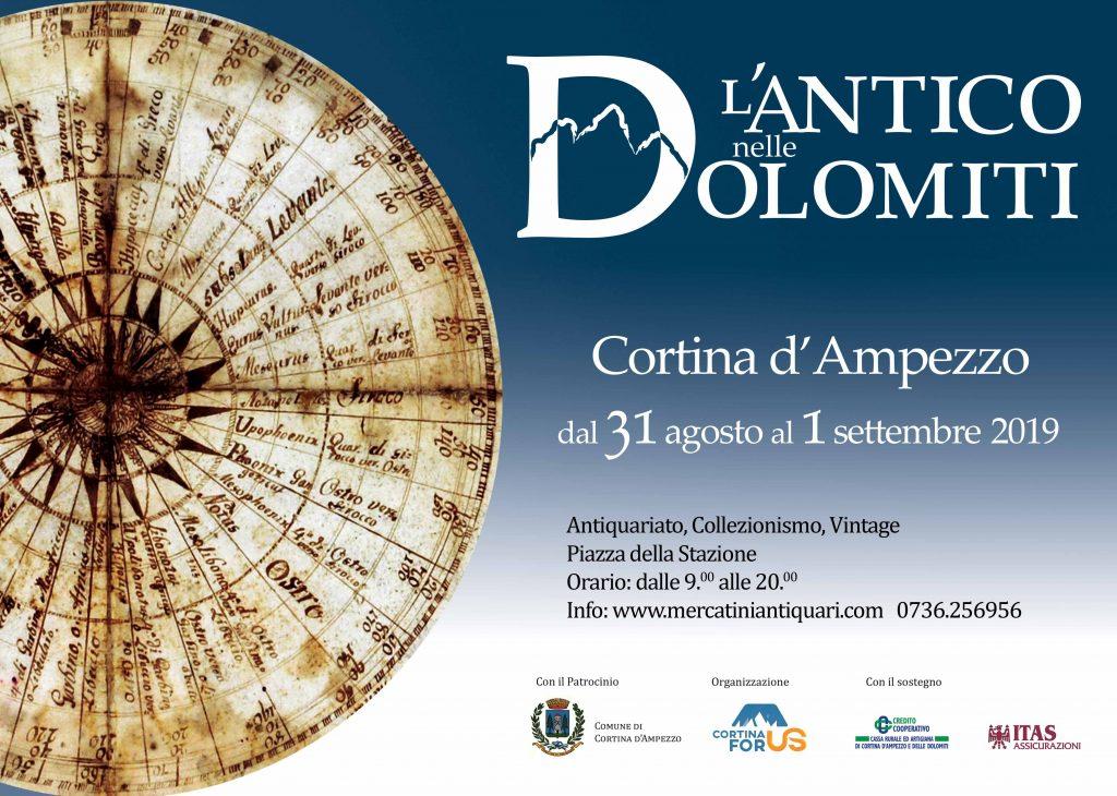 L'Antico nelle Dolomiti - mostra di antiquariato