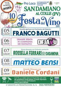 Festa del Vino - 10° edizione