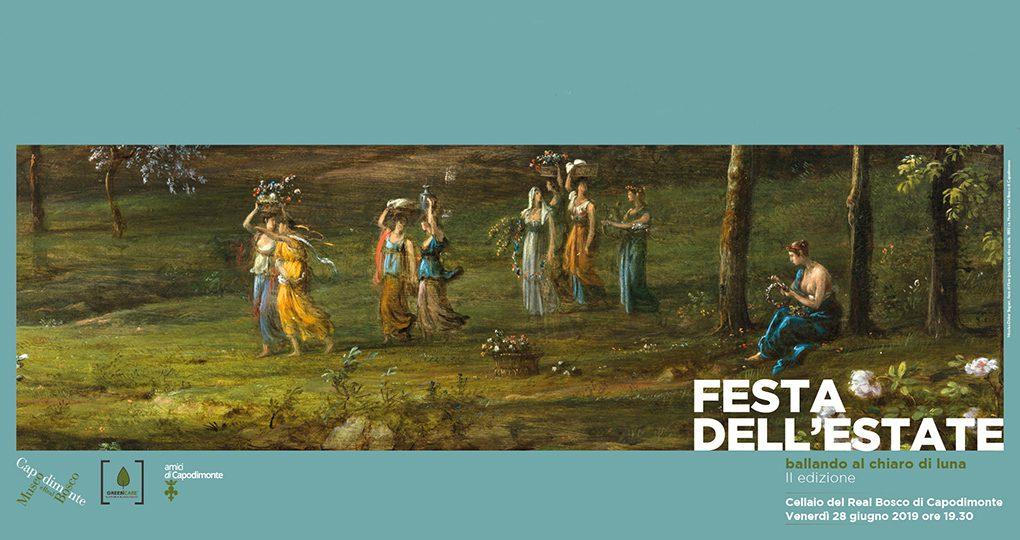 Festa dell'Estate. Ballando al Chiaro di Luna - 2° edizione