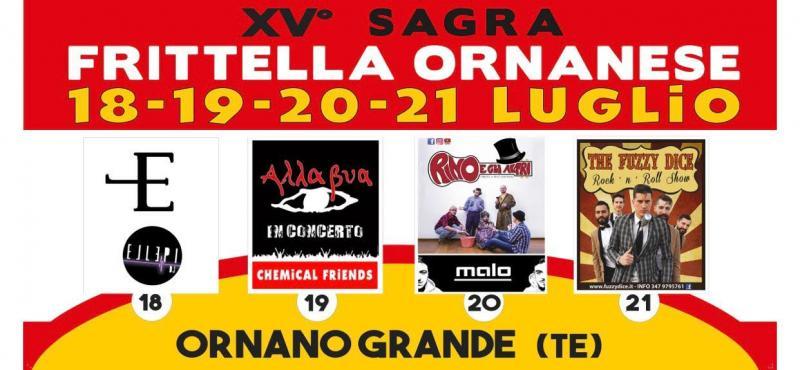 Sagra della Frittella Ornanese - 15° edizione