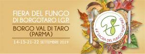 Fiera del Fungo di Borgotaro - 44° edizione