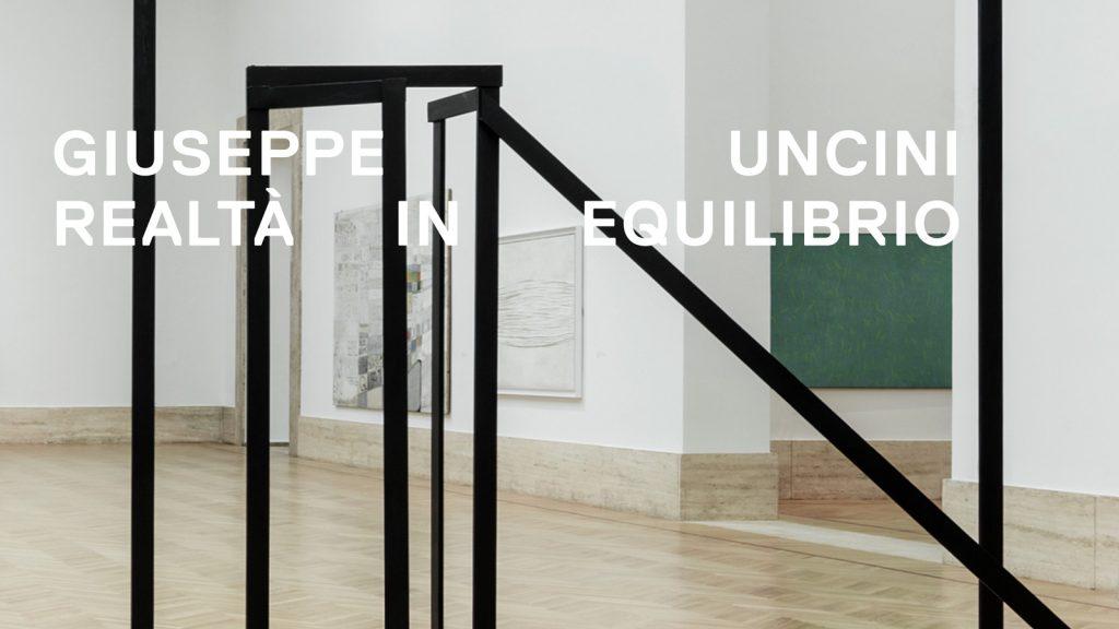 Giuseppe Uncini - Realtà in Equilibrio