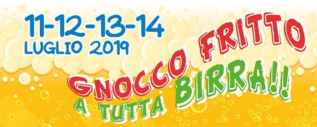 Gnocco Fritto a Tutta Birra!