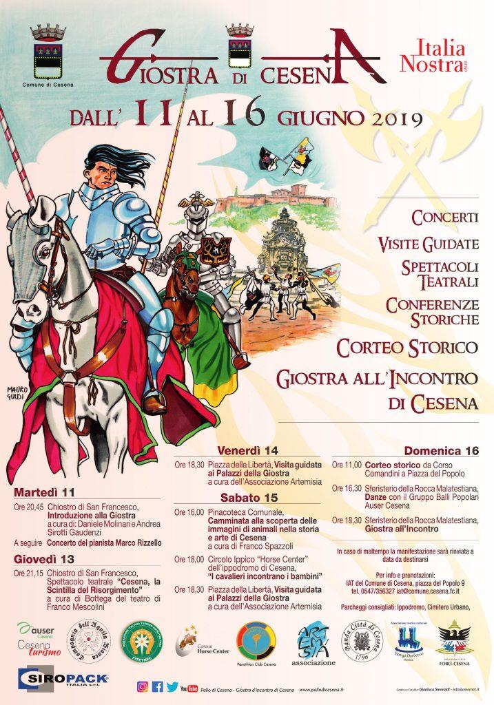 Giostra di Cesena 2019