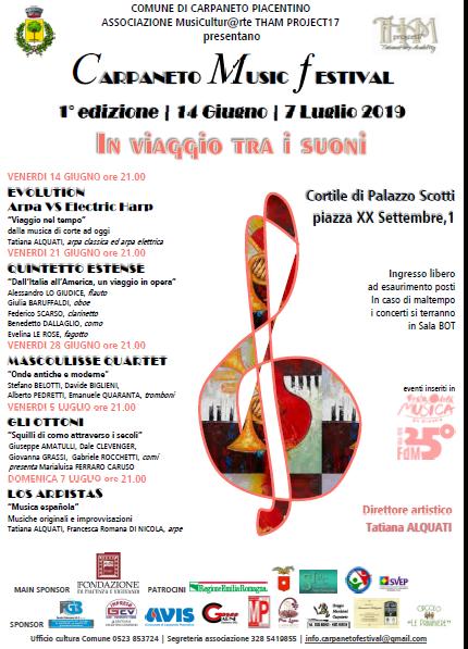 Carpaneto Music Festival